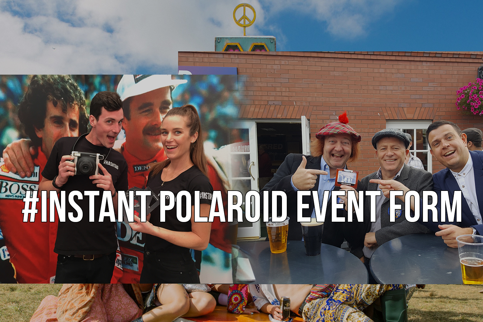#INSTANT EVENT FORM
