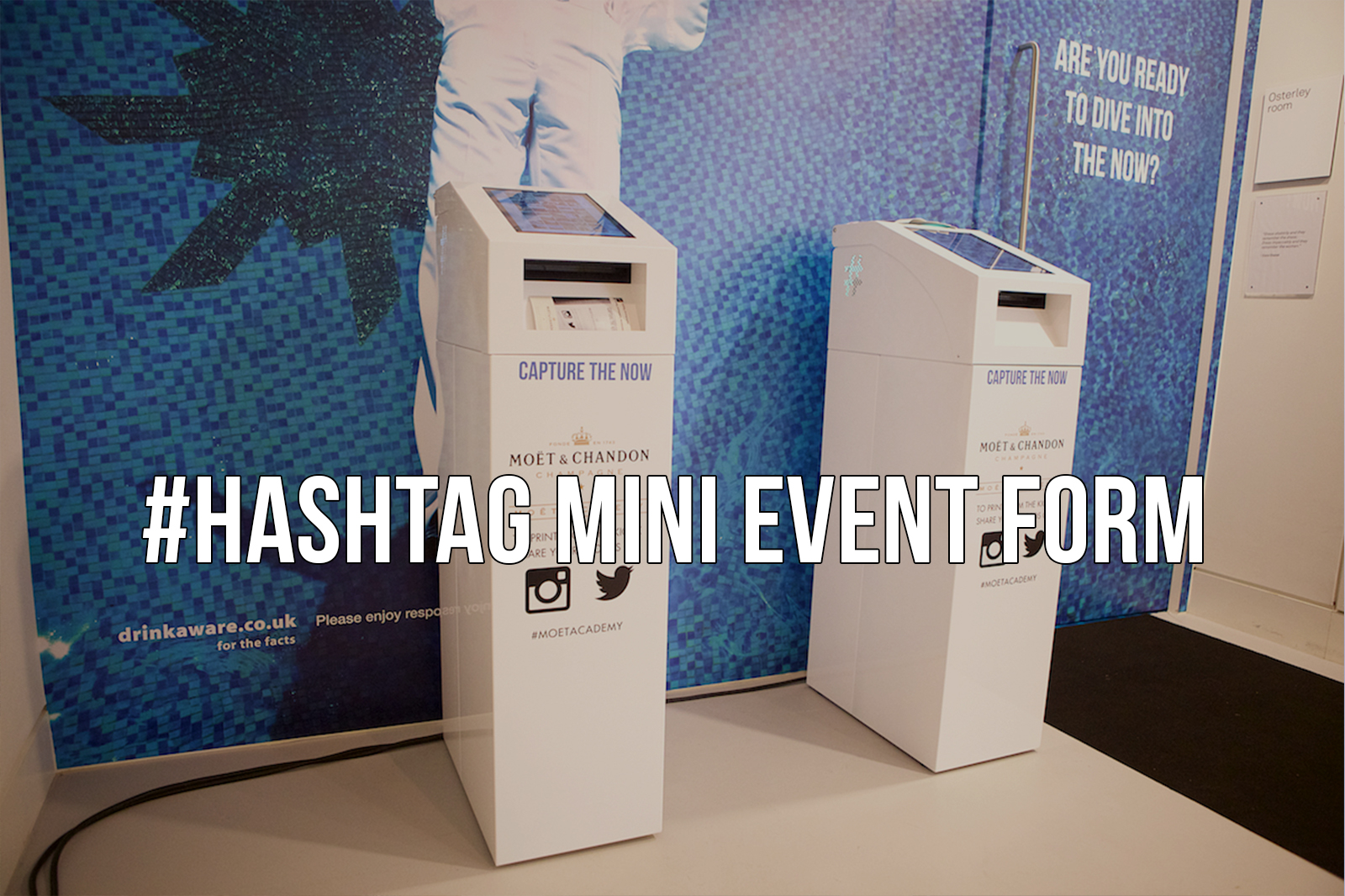 #hashtag event