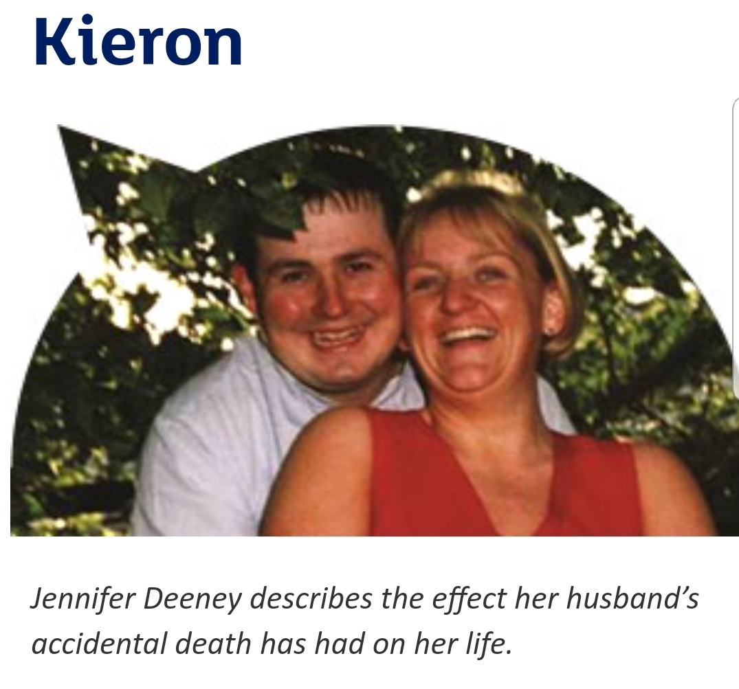 Read more about Kieron's Story on the  RoSPA website  .