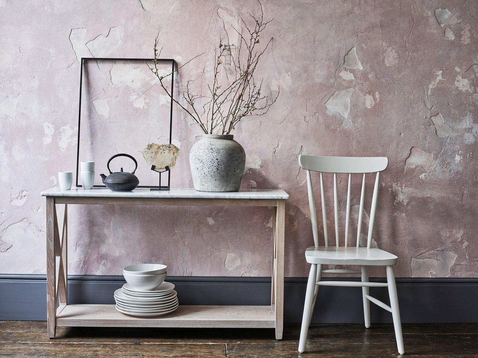 Neptune Accessories - Accessories are what make a room feel lived in and loved.Our store showcases Neptune products in inspiring room sets that combine accessories of antique wood, chunky white ceramic and using Life like flowers to finish the look