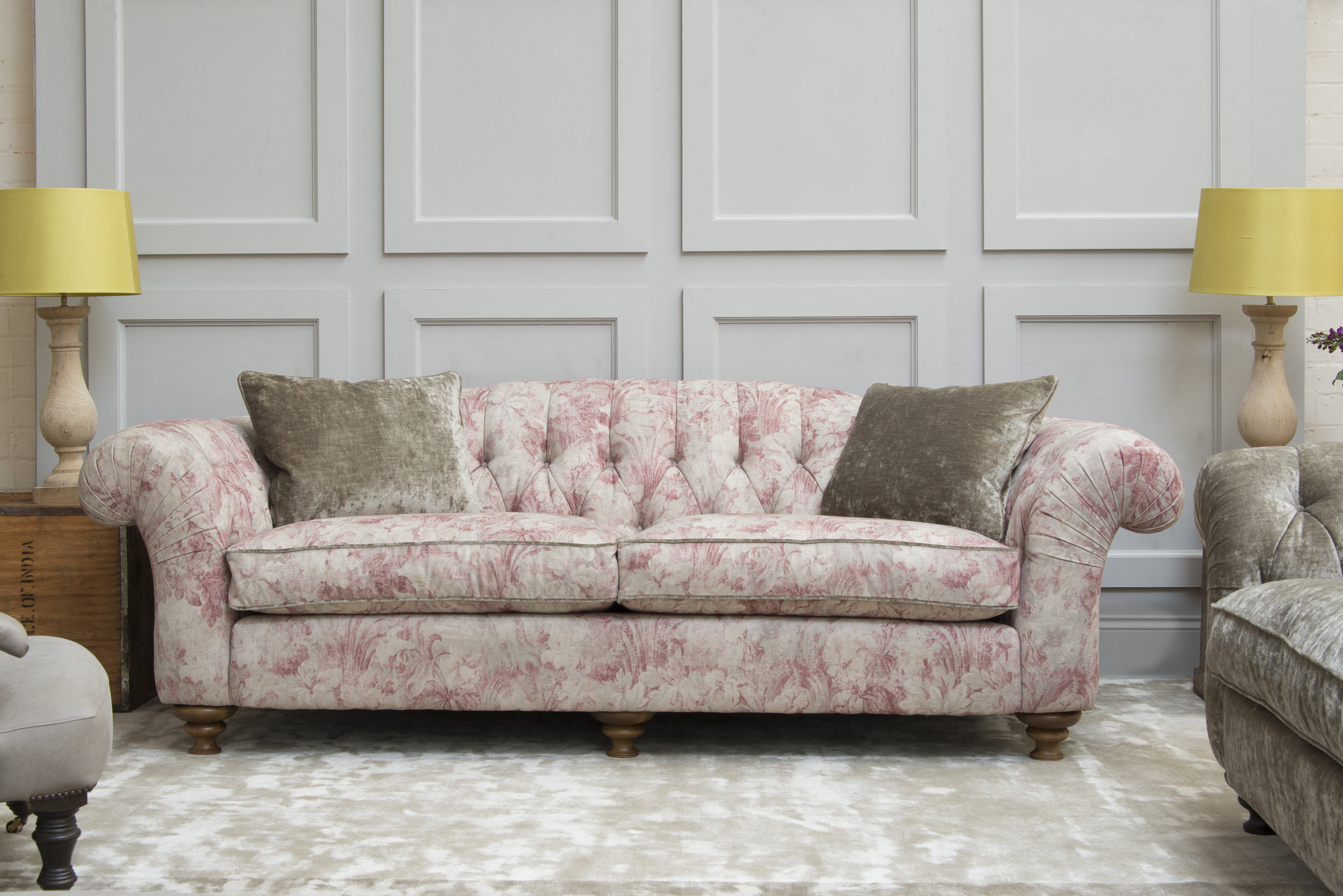 Bloomsbury Sofa  Prices start from £3080