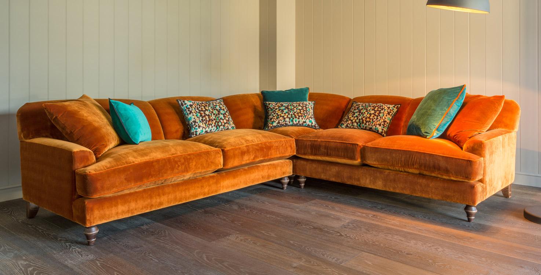 Claudius Corner Sofa