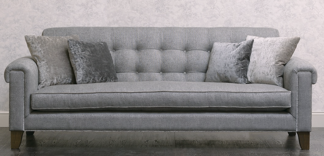 Sofas & chairs - We have a huge selection of sofas and chairs from well known suppliers such as John Sankey, Spink and Edgar, Neptune and much more. Visit our showroom to view the ones we have in store.   Learn More >