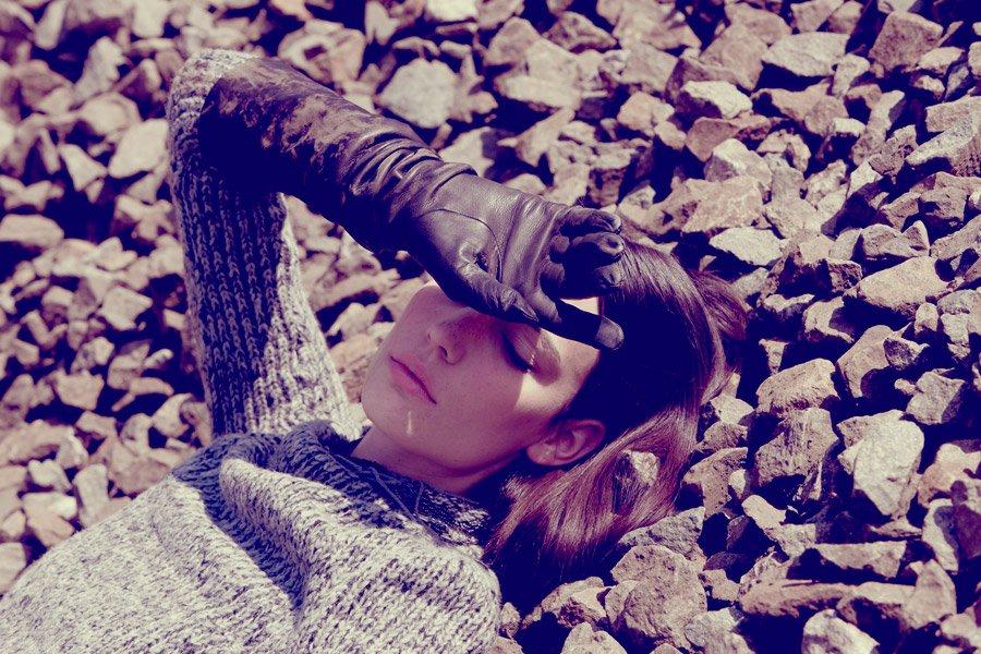 Amélie Lens for Tim van Steenbergen