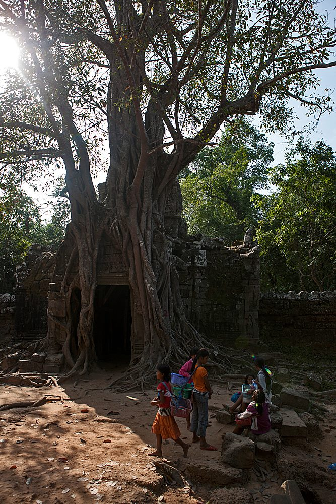 Angkor Thom - Siem Reap