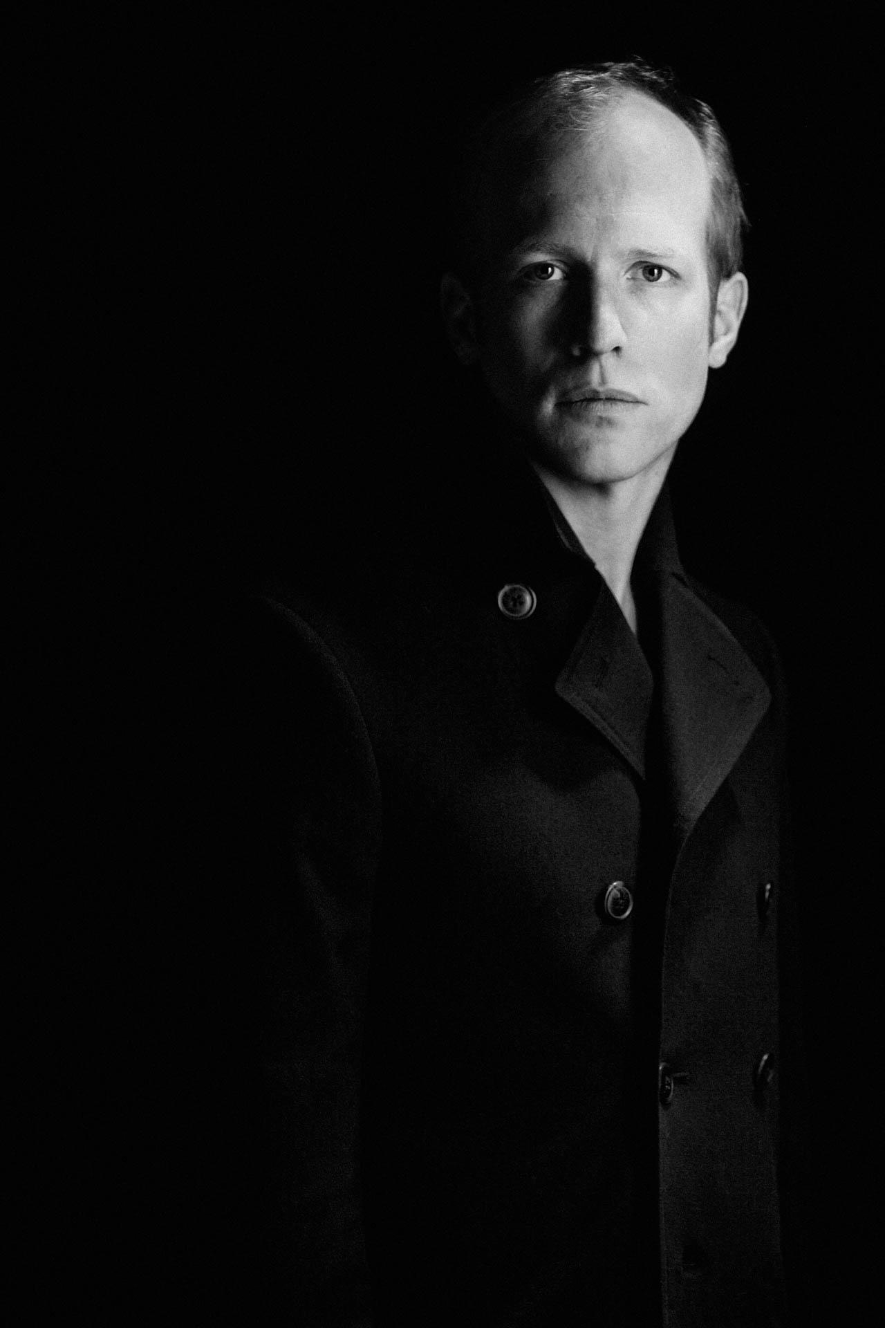 Portraits für das Albumcover des Musikers Georg Levin in Berlin