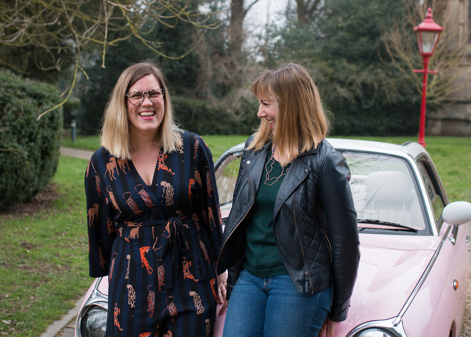 This mother/daughter duo have created a unique chocolate company with ethical values at it's heart. Employing a team of women in this thriving company, Lucy and Andrea know how to have fun while they do it!  www.creightonschocolaterie.com