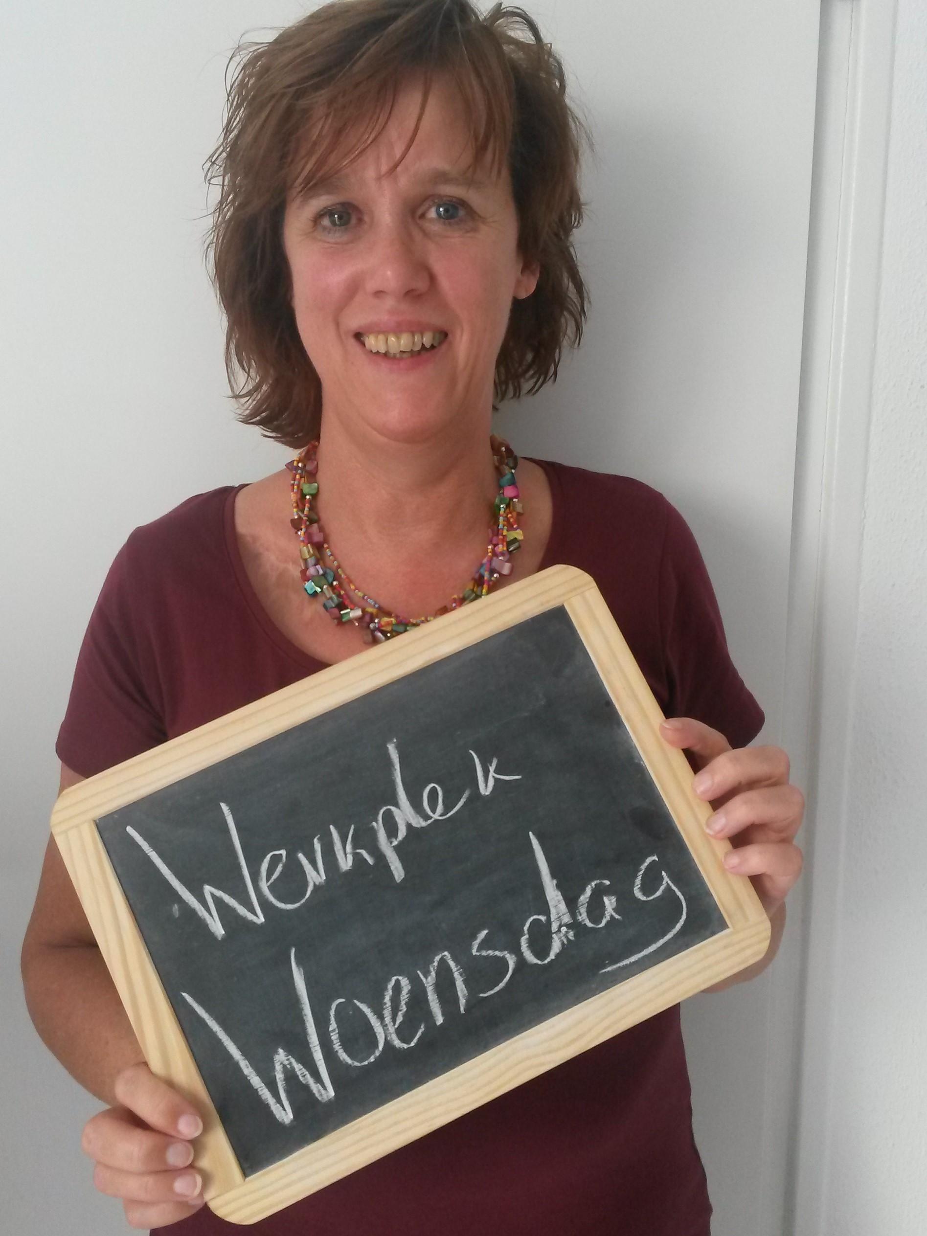Dit is Lia van den Berg