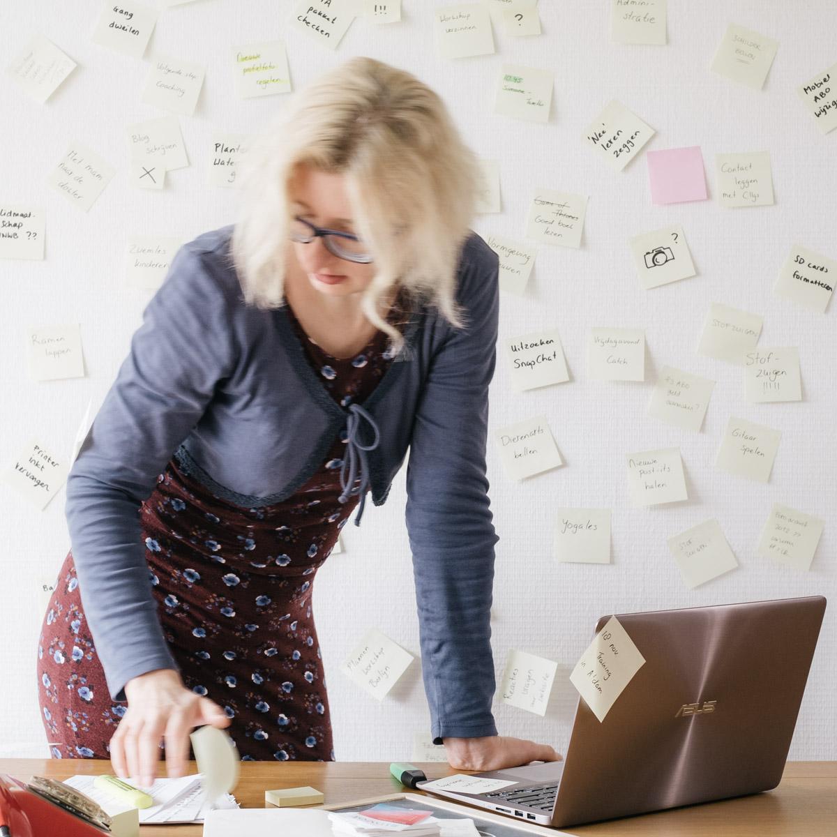 1001 acties en ideeën voor je marketing? En toch te weinig klanten? Welke marketing werkt voor jou, hangt af van het aantal klanten dat je per jaar nodig hebt. Foto: Valerie Ardini.