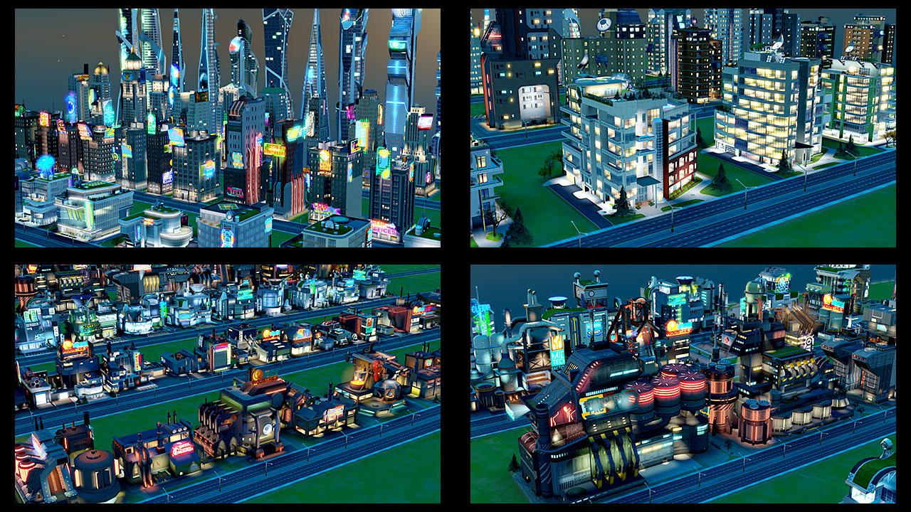Cities of Tomorrow RCI Buildings