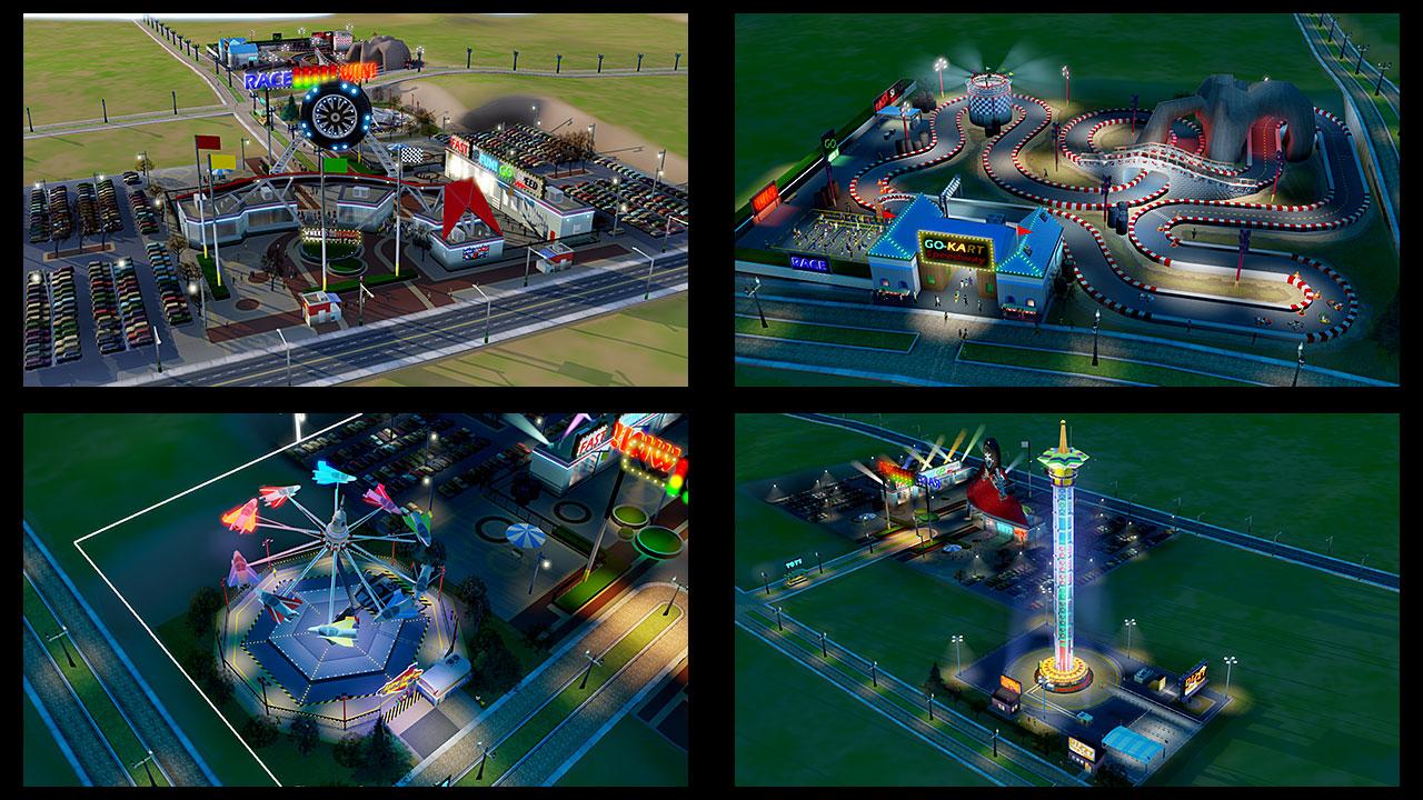 Amusement Parks DLC