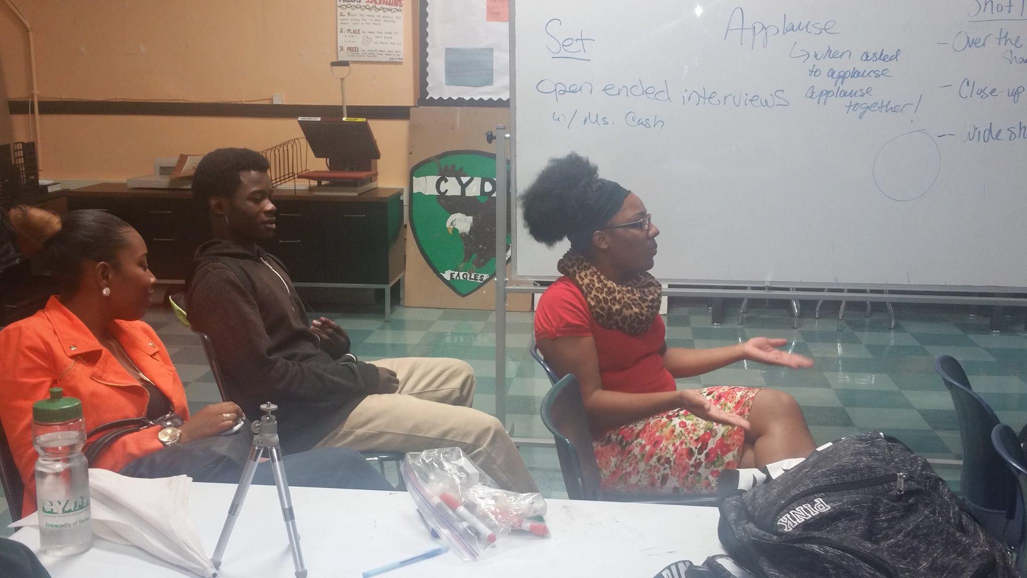 Community Youth Development Institute Teacher