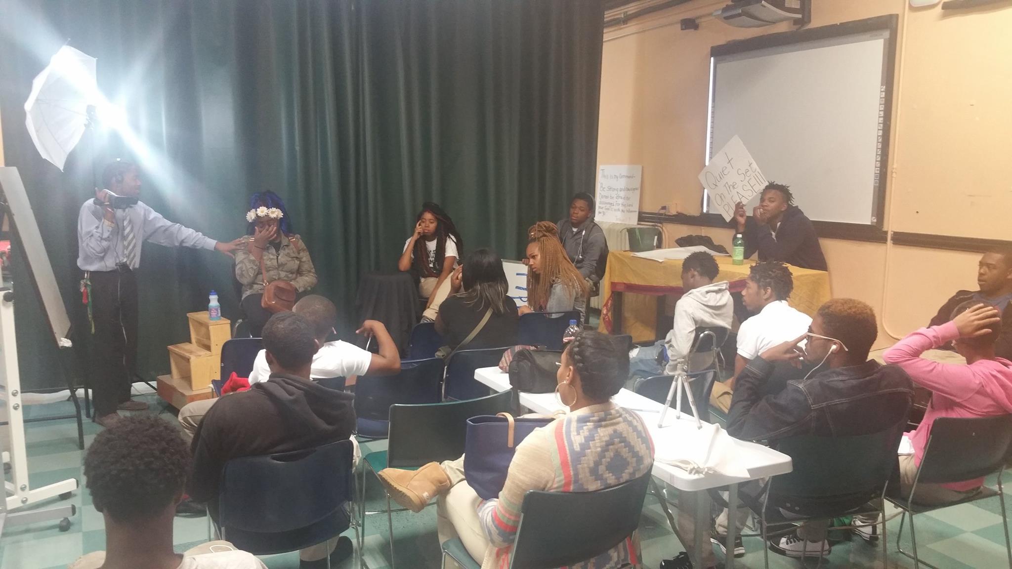 Community Youth Development Institute Workshop