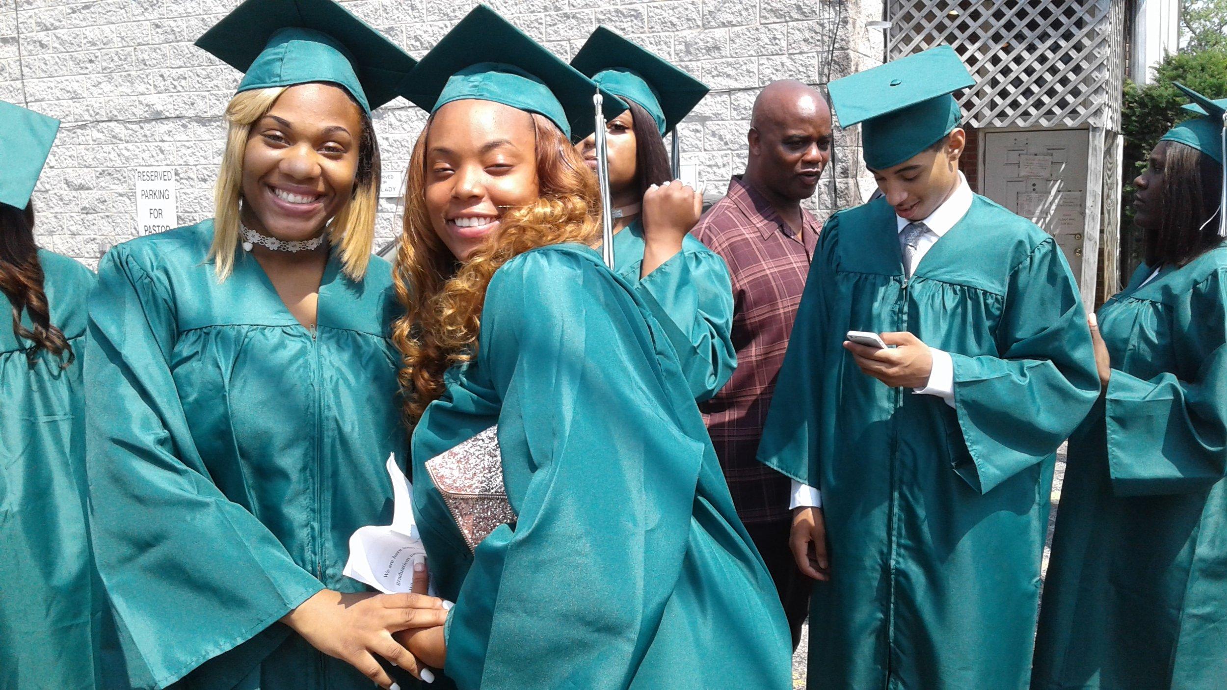 Community Youth Development Institute Grads