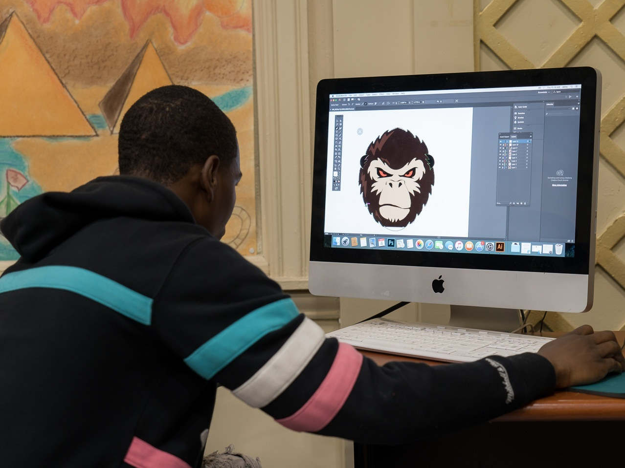 Graphic Design Lab