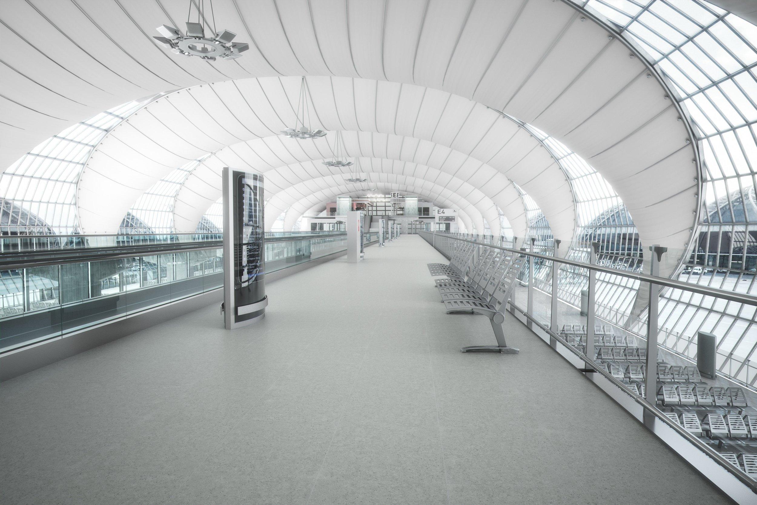 Skyport Grey (matt)