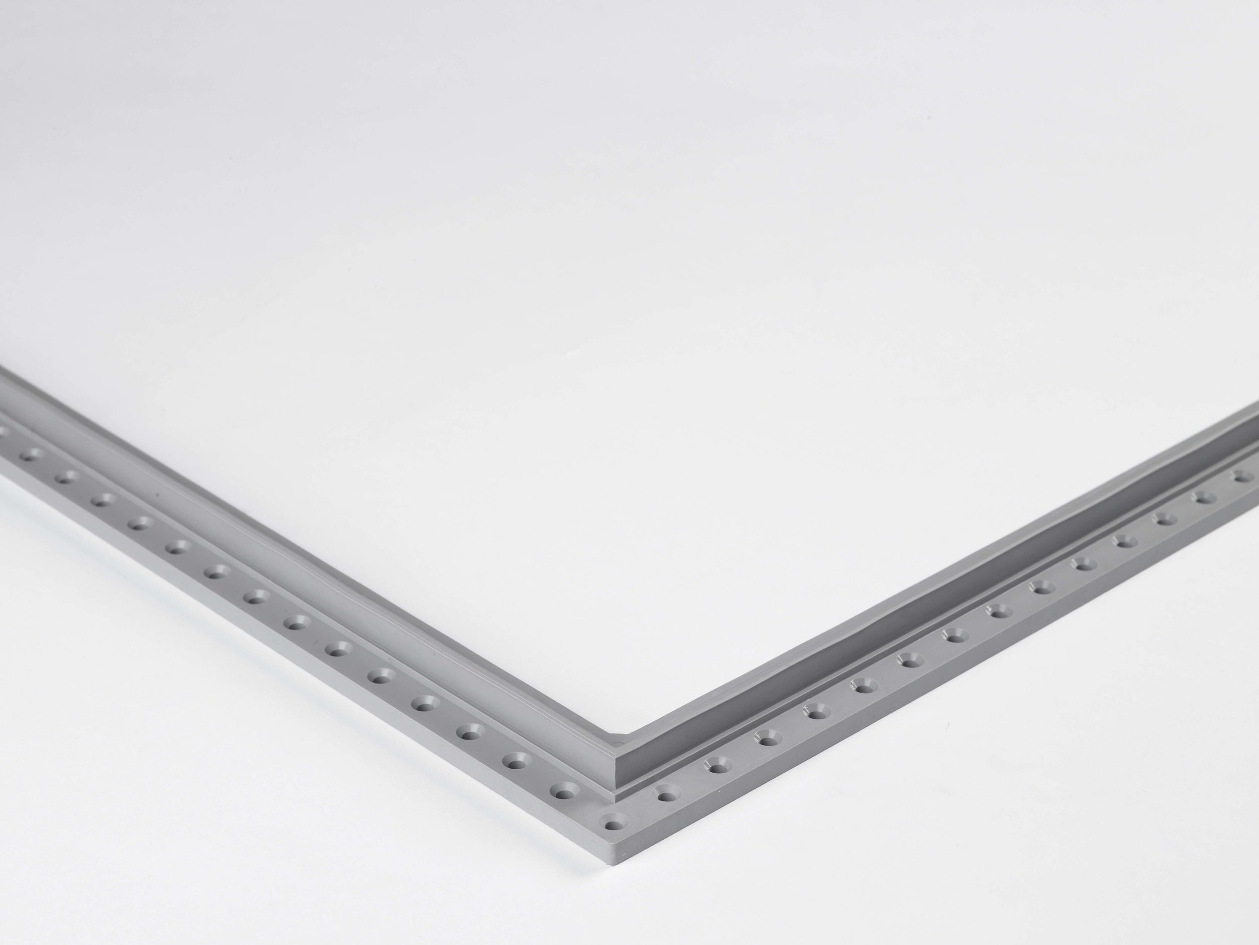 Versaflex® Porcelain Dry Lay tile combined connector and joint element
