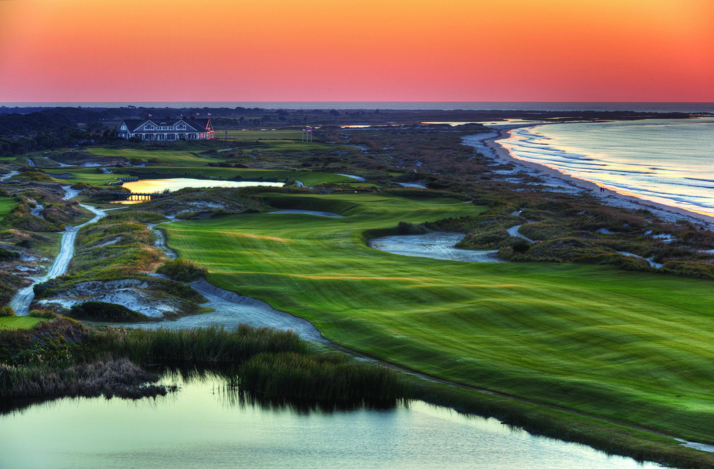 Photo Courtesy of: Kiawah Island Golf Resort.