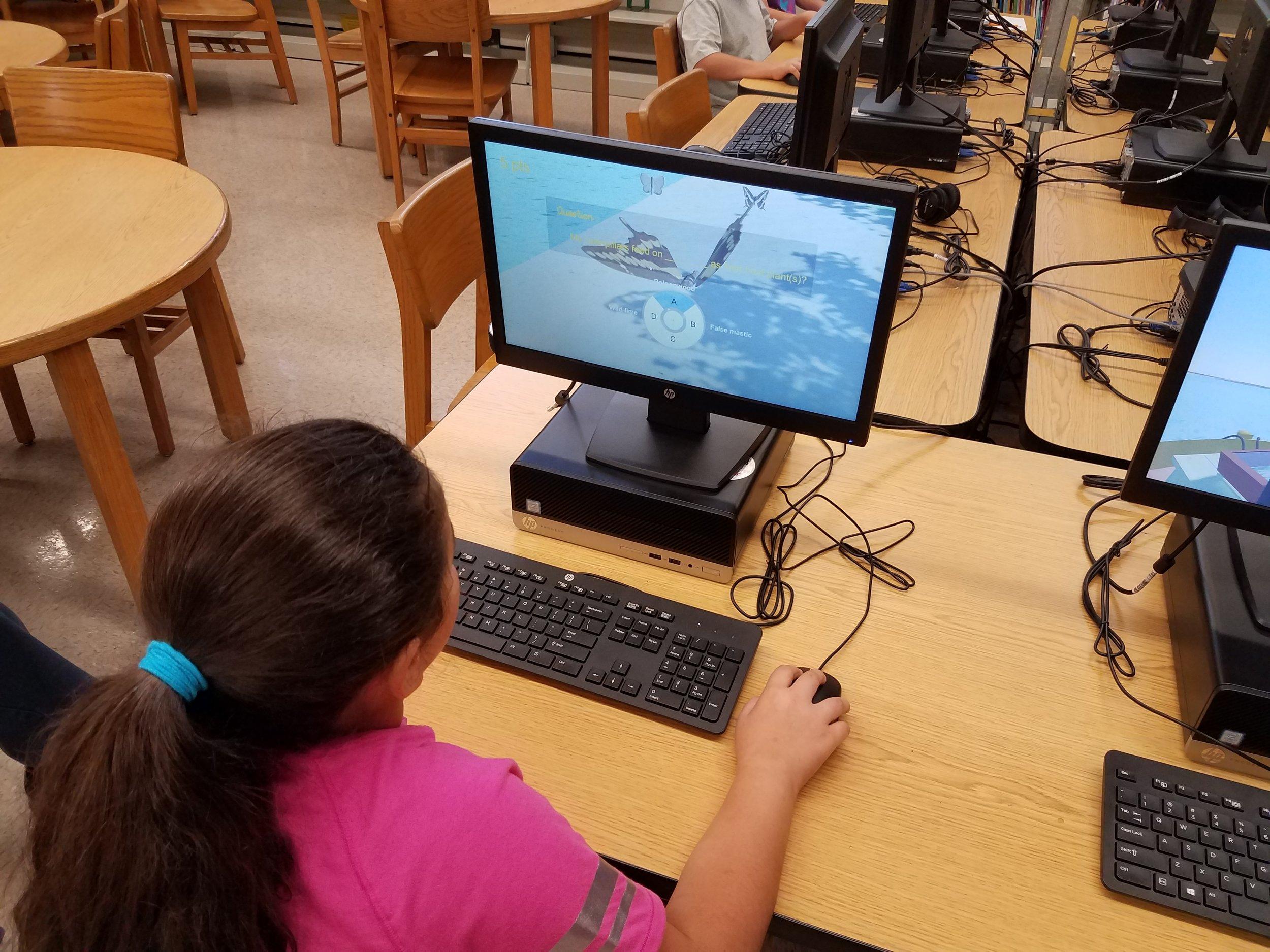 STEM Day - North Hialeah ElementaryButterfly World 1.0: Desktop Version
