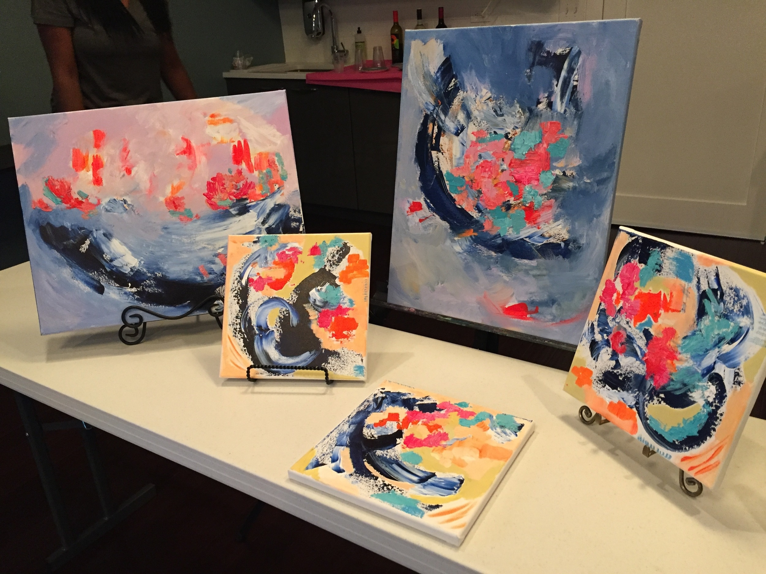 Pop-Up Art Gallery & Shop at Tribe, August 2016