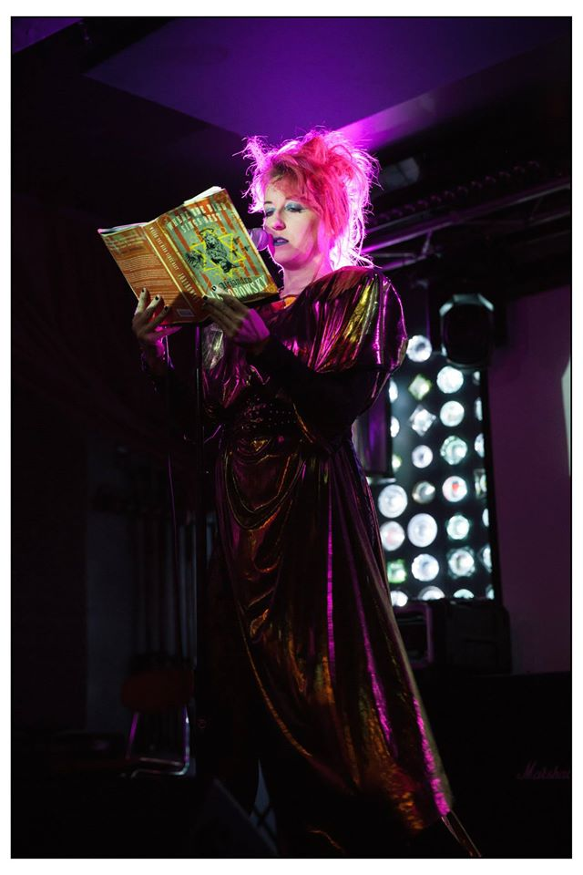 Kim Boekbinder reads from Jodorowsky's novel.jpg