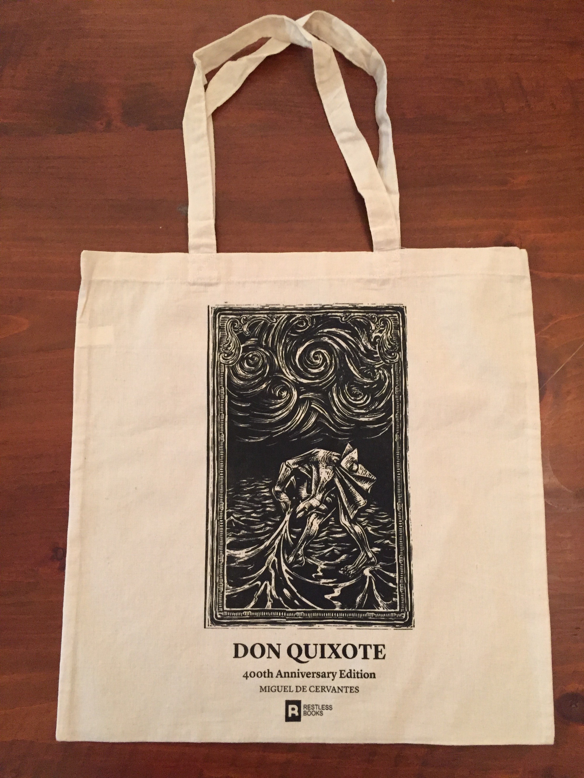 Don Quixote tote Bag - The Sea.JPG