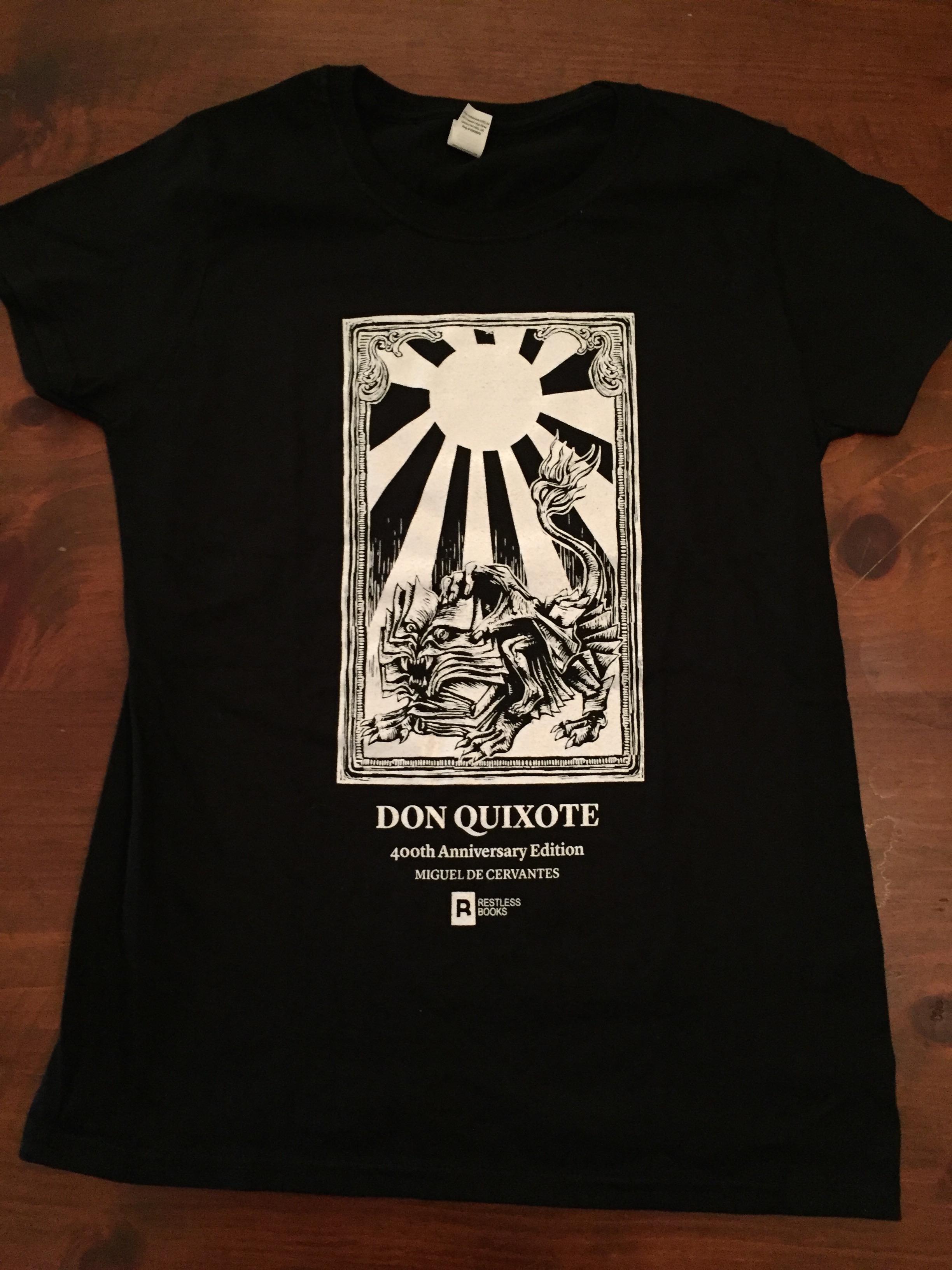 Don Quixote T-shirt - Lion.JPG