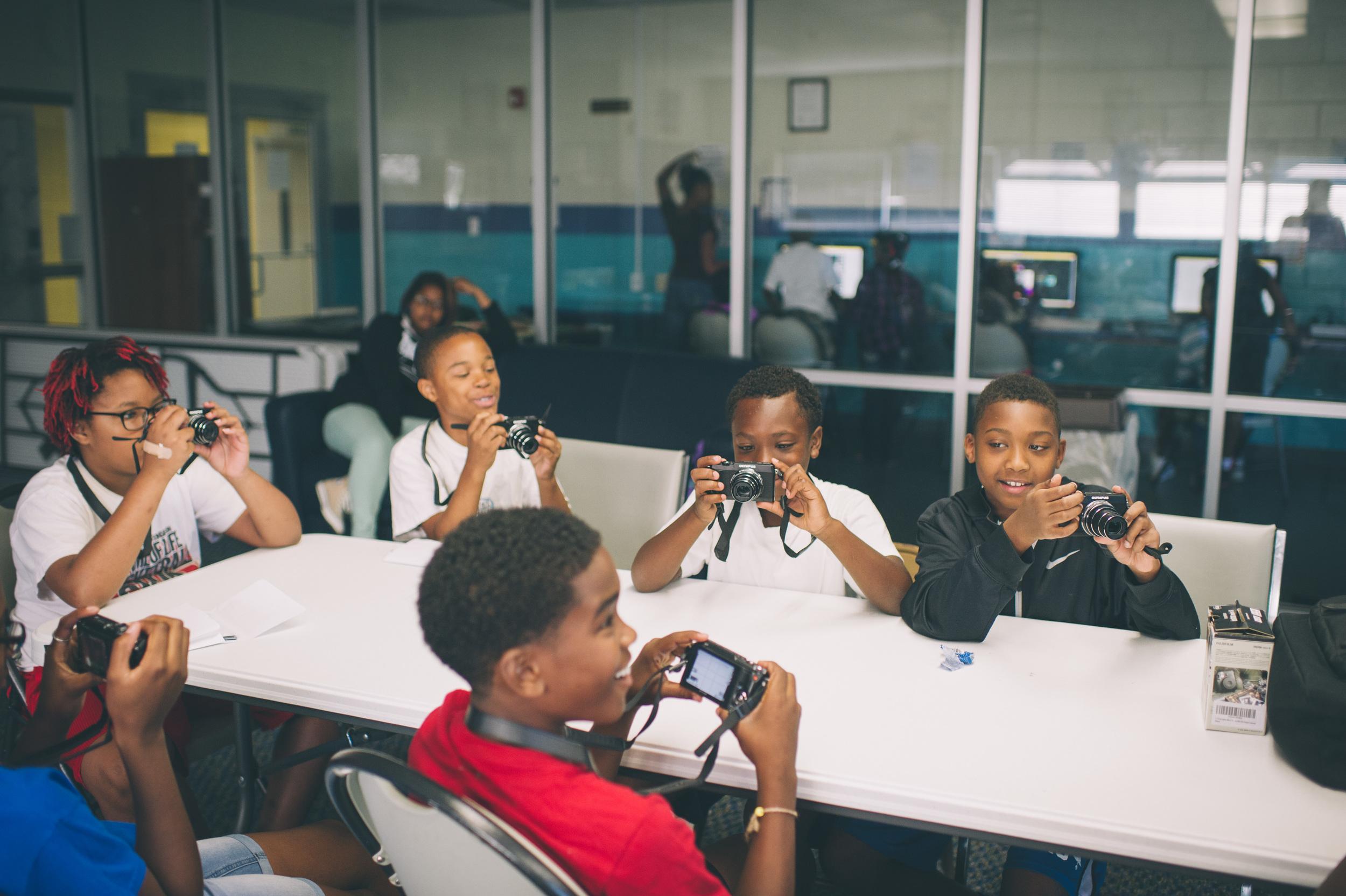 Picture Love, Southwick Community Center, Summer 2016