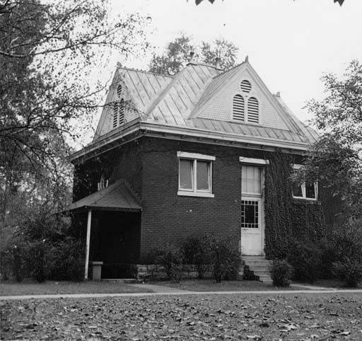 Art Center building,ULUA.001.0026, University of Louisville Archives & Records Center, Louisville, Kentucky