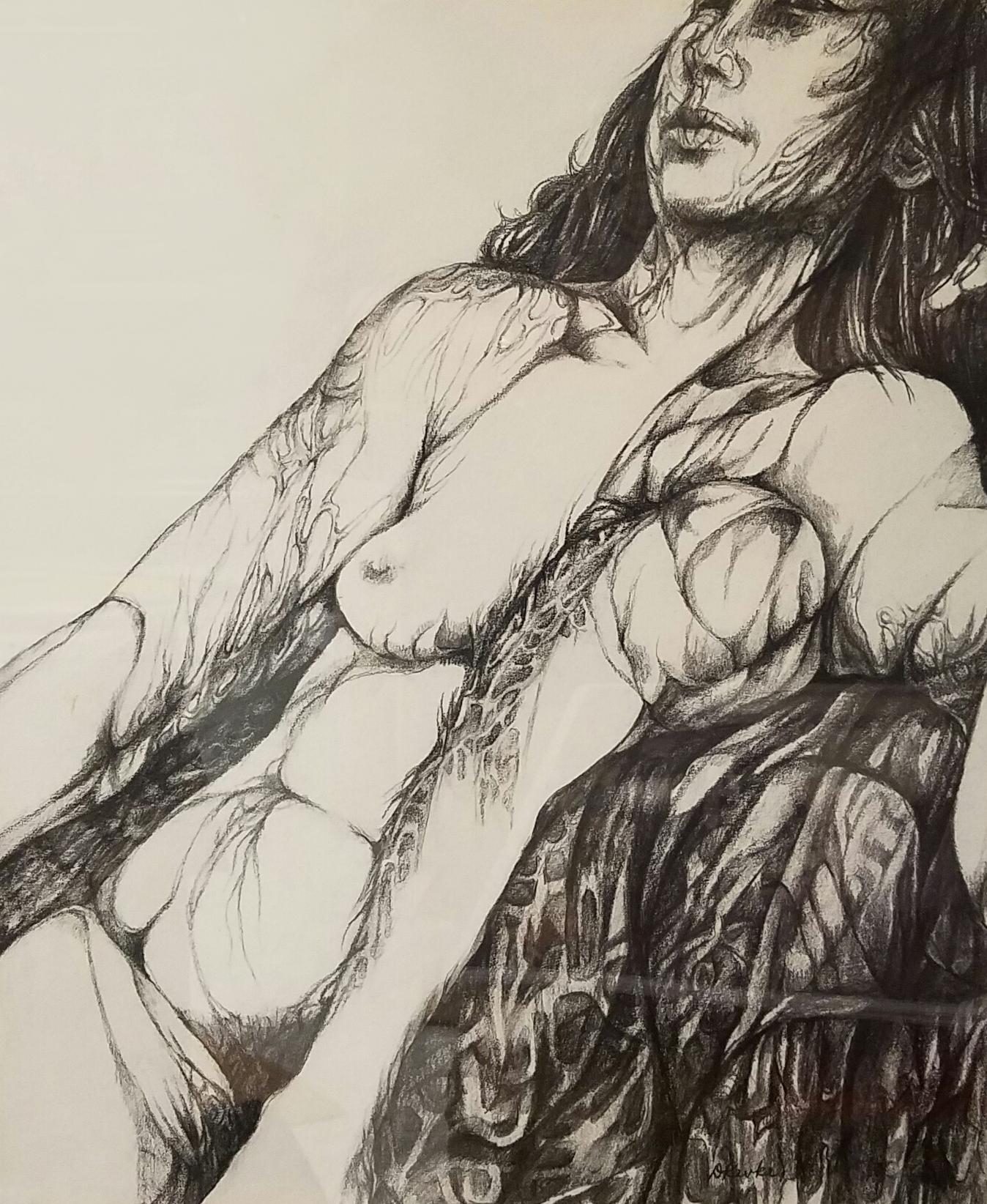 """""""Nude III"""" by Dorothy Kavka"""