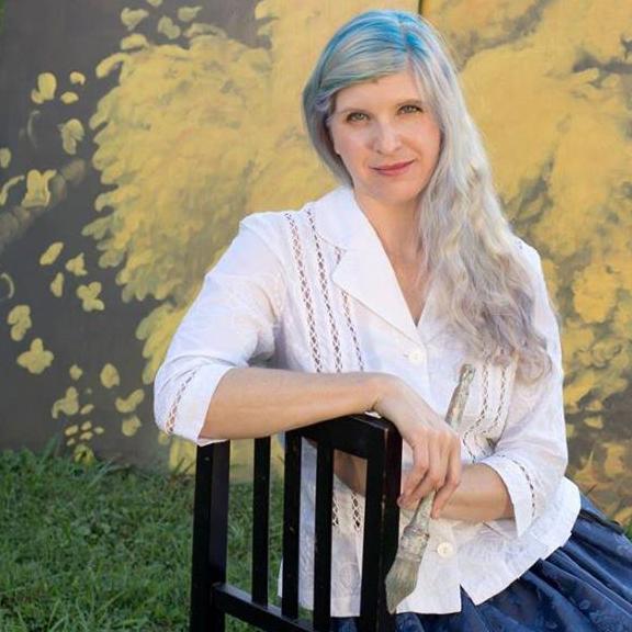 Artist, Sabra Crockett