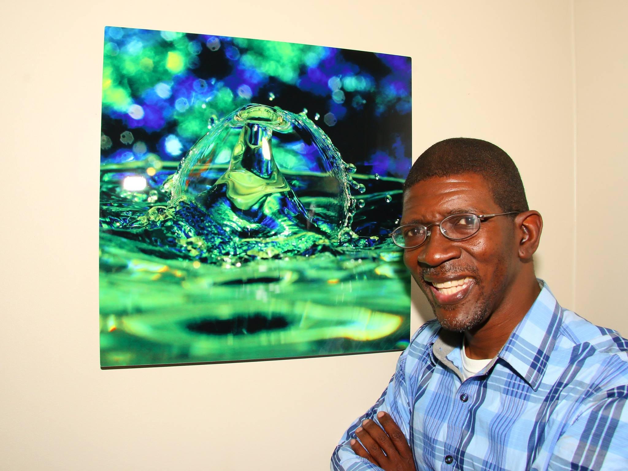 Artist,   Mark Lenn Johnson