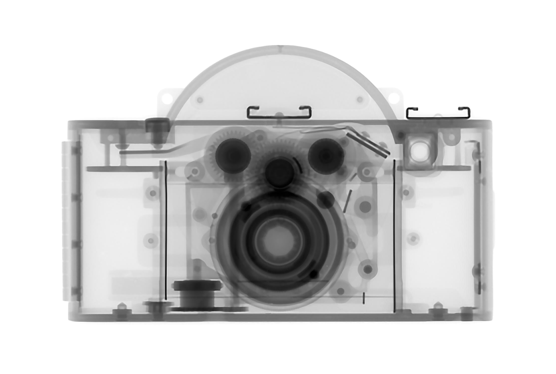 """Univex Mercury I Model CC"" by Kent Krugh, 13x19in, x-ray archival pigment print (2016), $400 | BUY NOW"