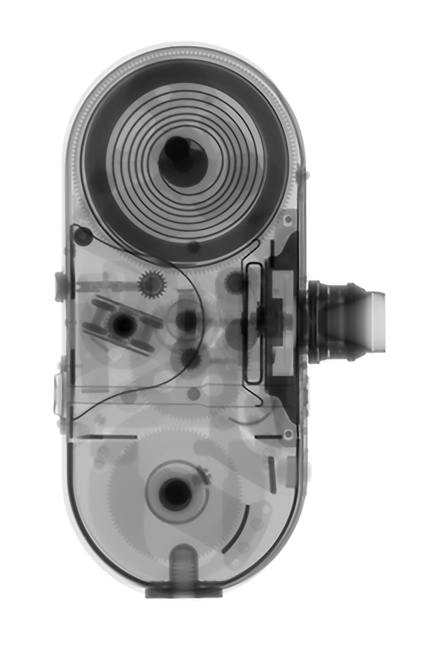"""Keystone K-8"" by Kent Krugh, 13x19in, x-ray archival pigment print (2016), $400 | BUY NOW"