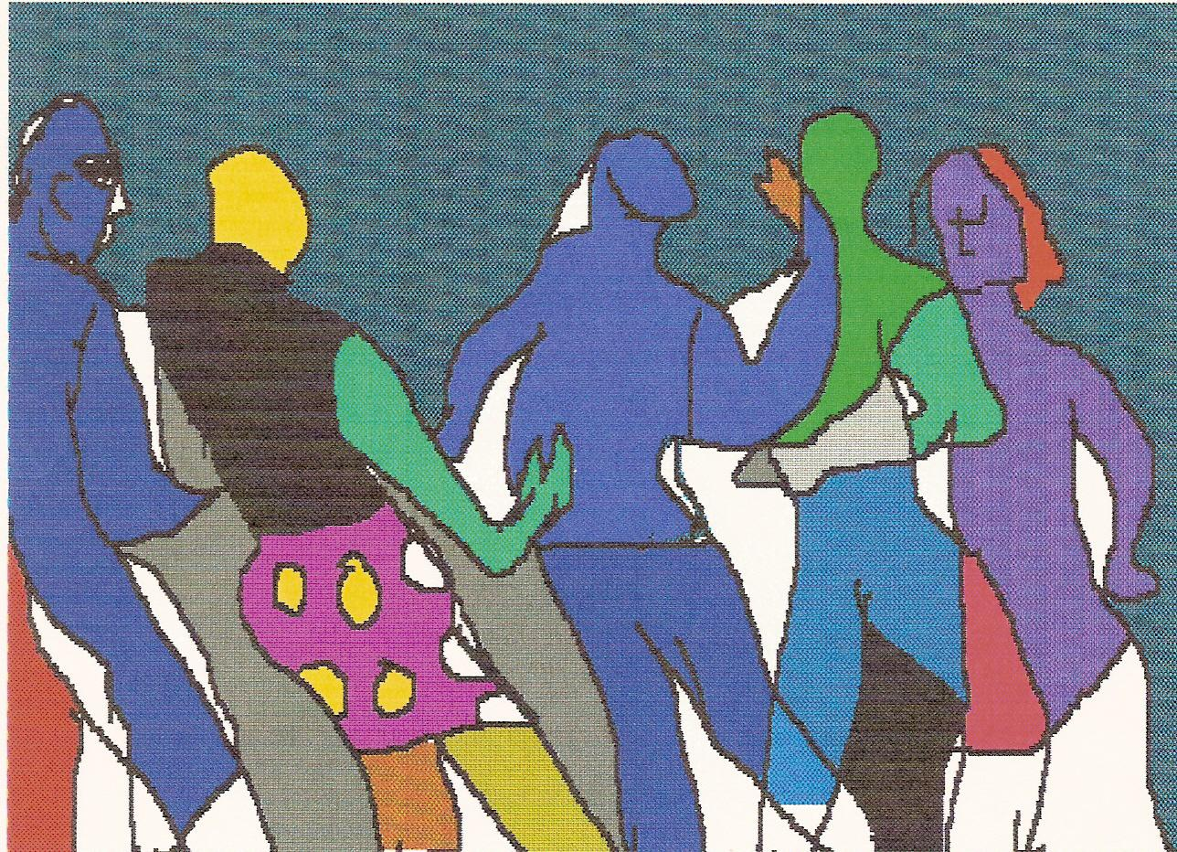 """""""Electric Slide"""" by William Duffy"""