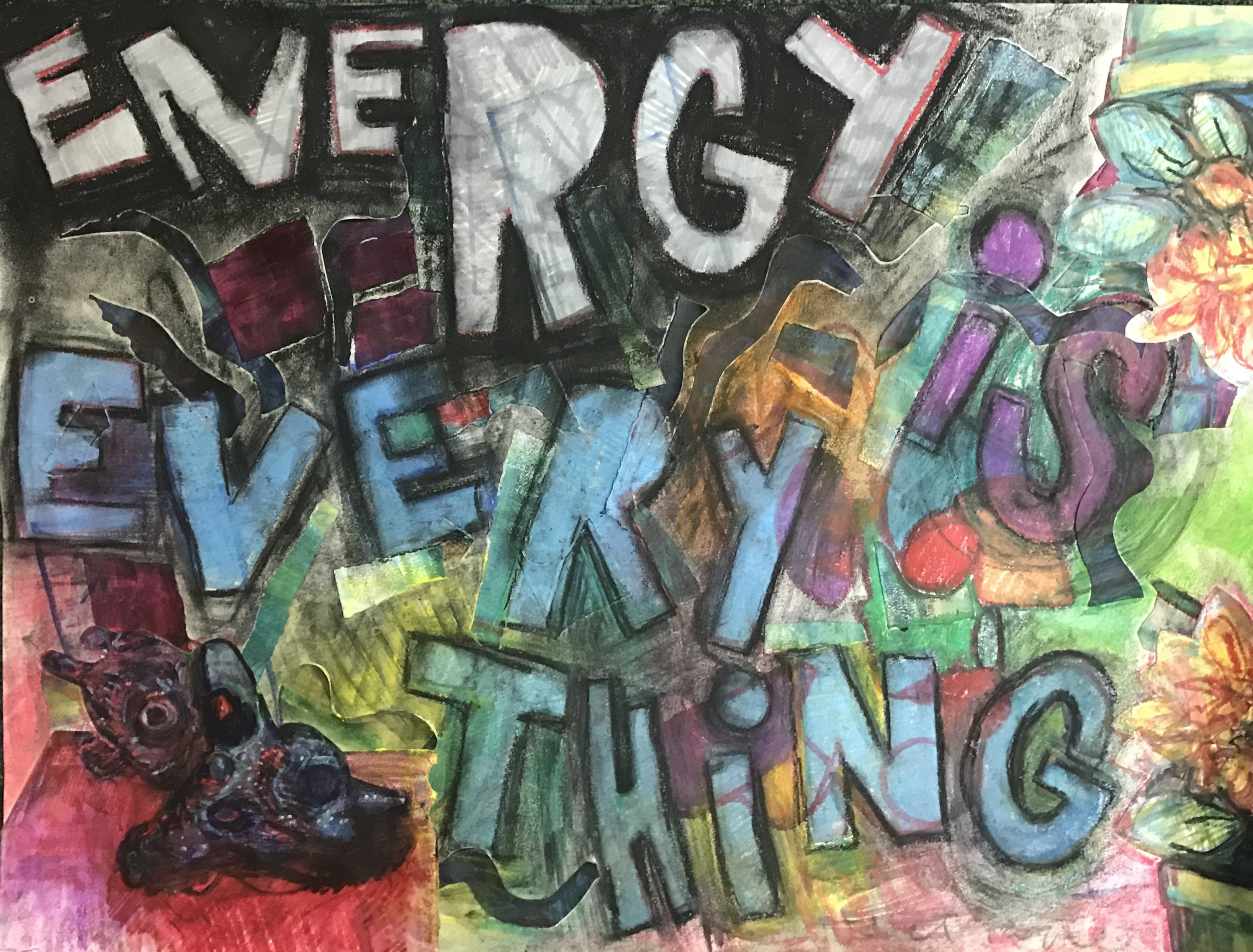 """Energy Is Everything"" by Juliet Taylor"