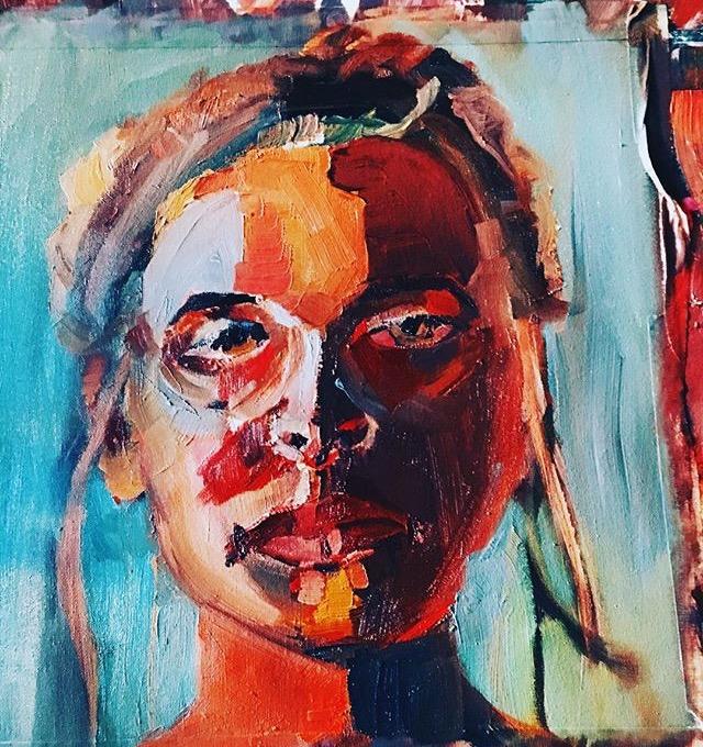 Work by Katie Montgomery