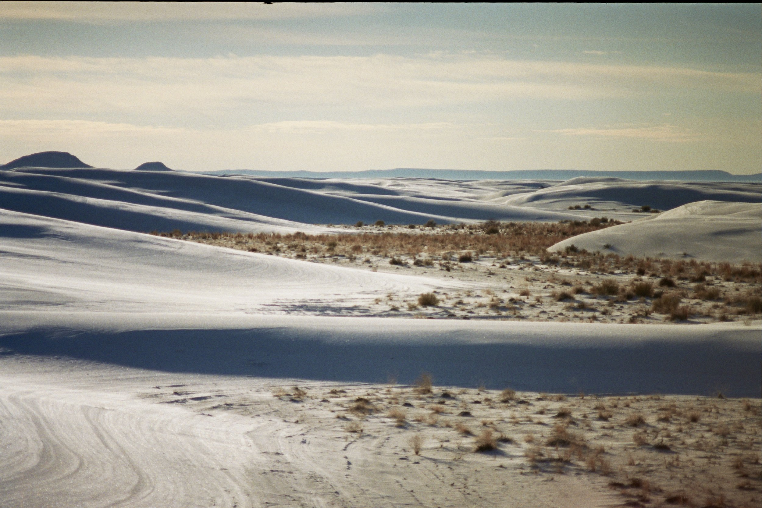 """""""White Sands National Monument"""" by Brett Sutton, size made to order, film photography (2017), f  rom $85 and up 
