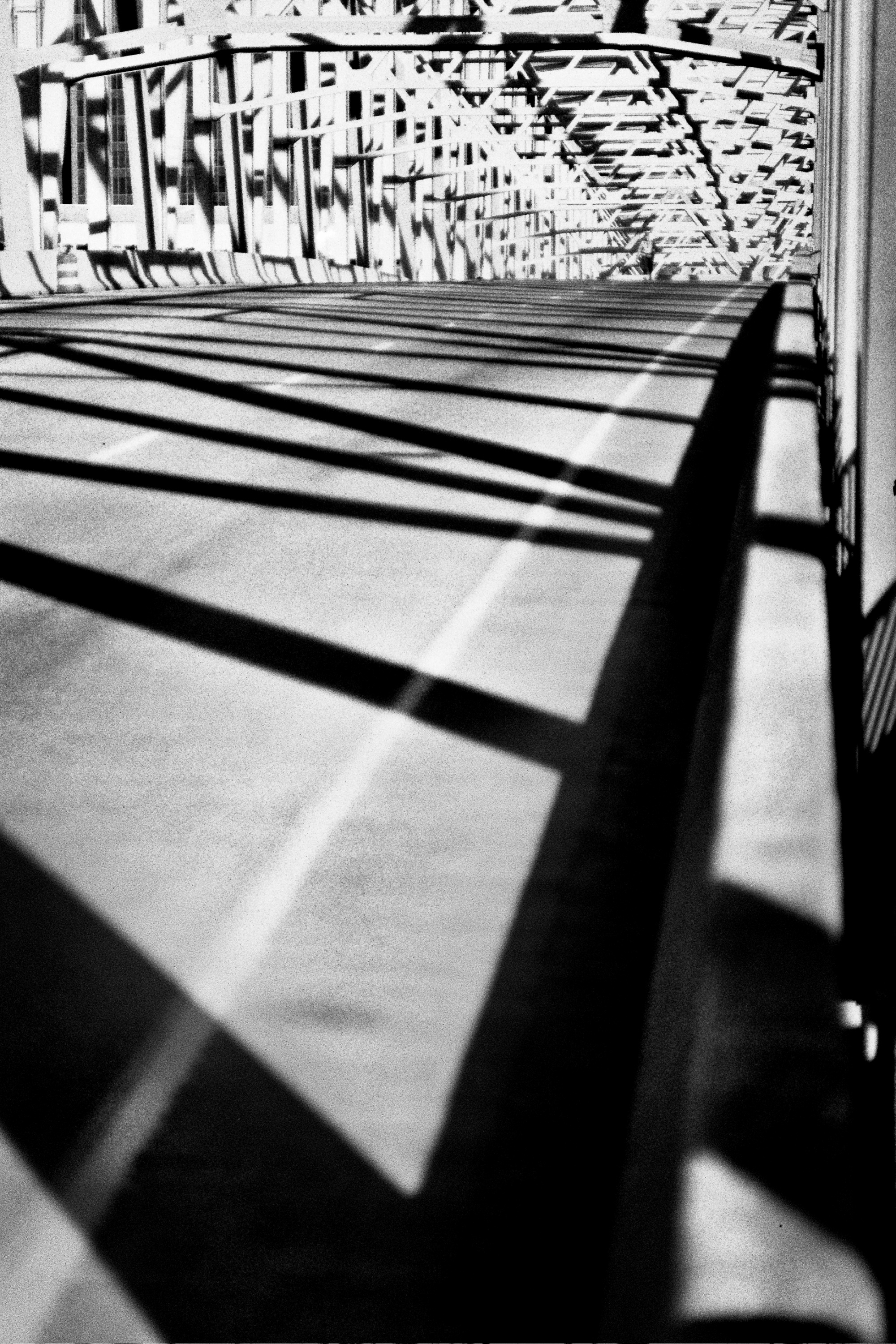 """""""Central Bridge: Newport, Kentucky"""" by Brett Sutton, size made to order, film photography (2017), from $85 and up 