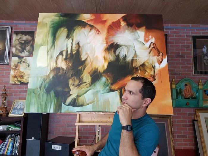 Artist, Julio Cesar Rodriguez