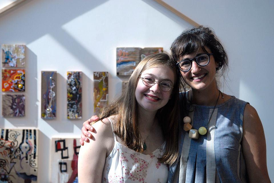 Sunny Rae Podbelsek & Lauren Hirsch