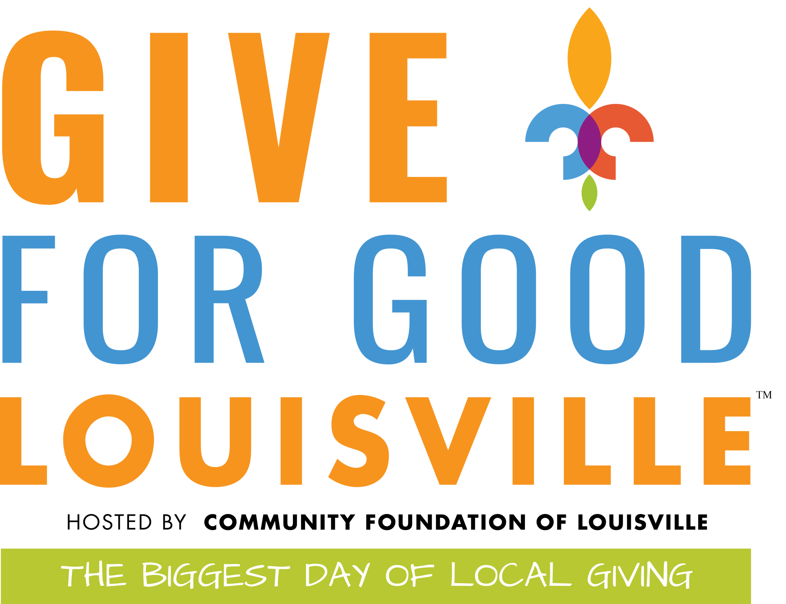 We are so excited to be part of  #GiveForGoodLou  with the  Community Foundation of Louisville !  Please donate online at  https://www.giveforgoodlouisville.org/organizations/louisville-visual-art  on September 14, 2017!    About Give For Good Louisville:   The biggest day of local giving is going to be even better in 2017! After the unprecedented success of over 600 local nonprofits raising $4.3 million in 24 hours during the online giving day last September, we are excited to announce that Give Local Louisville is now Give For Good Louisville.  #GiveForGoodLou lets us take a day to celebrate our generous philanthropic community. With your help, we can make an impact and help create a community where people and place thrive. Join us in being a force for good!