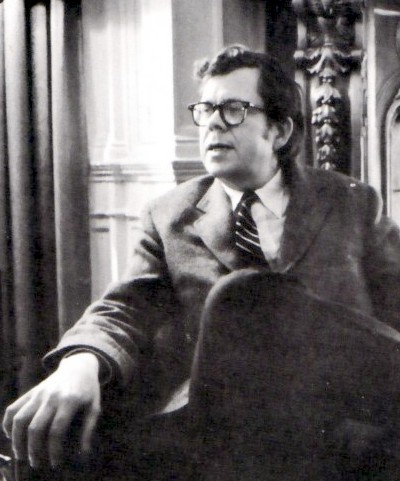 Henry Martin in 1972. Photo by Jim Ruth.