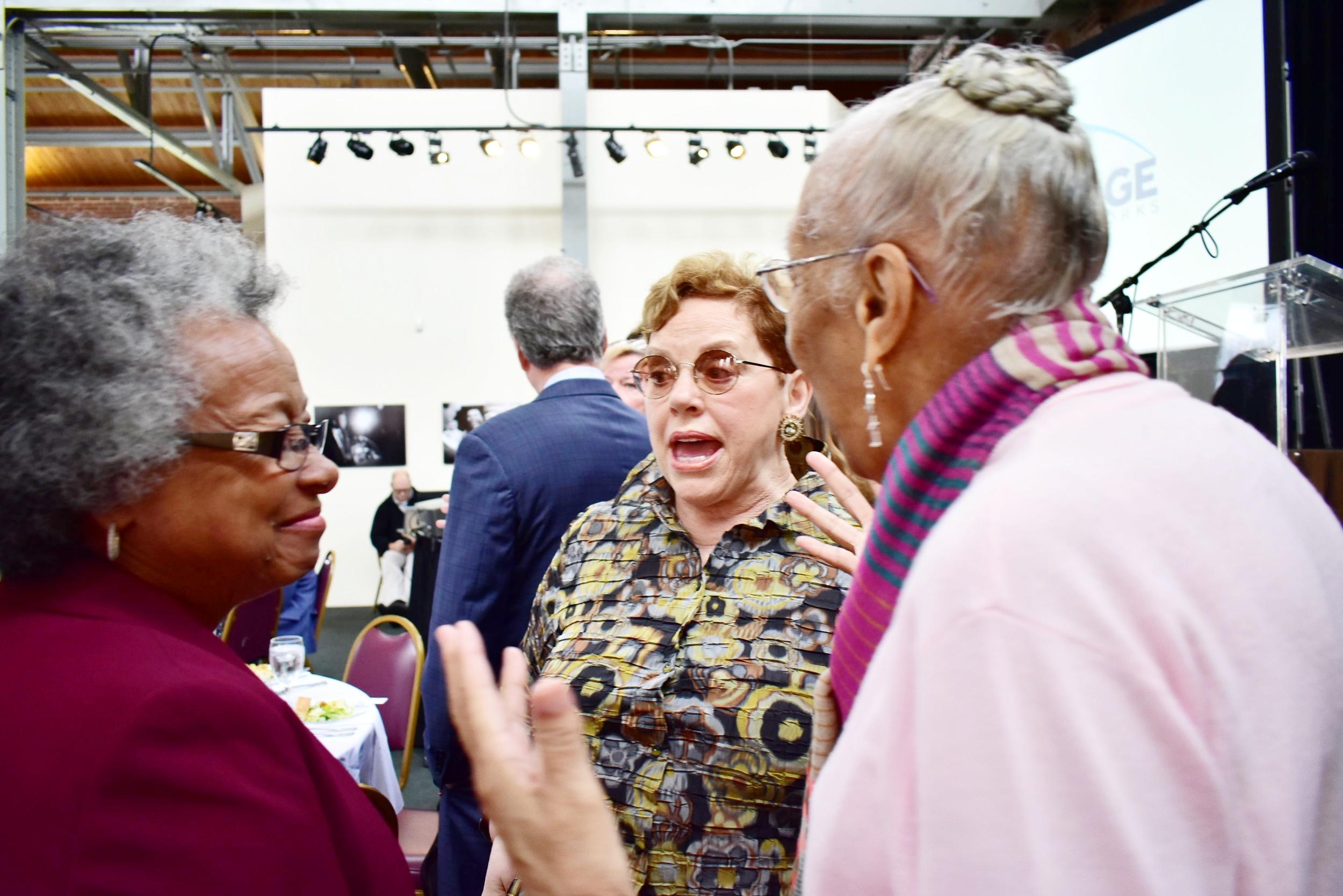 Wilma Bethel, Porter Watkins, Elmer Lucille Allen