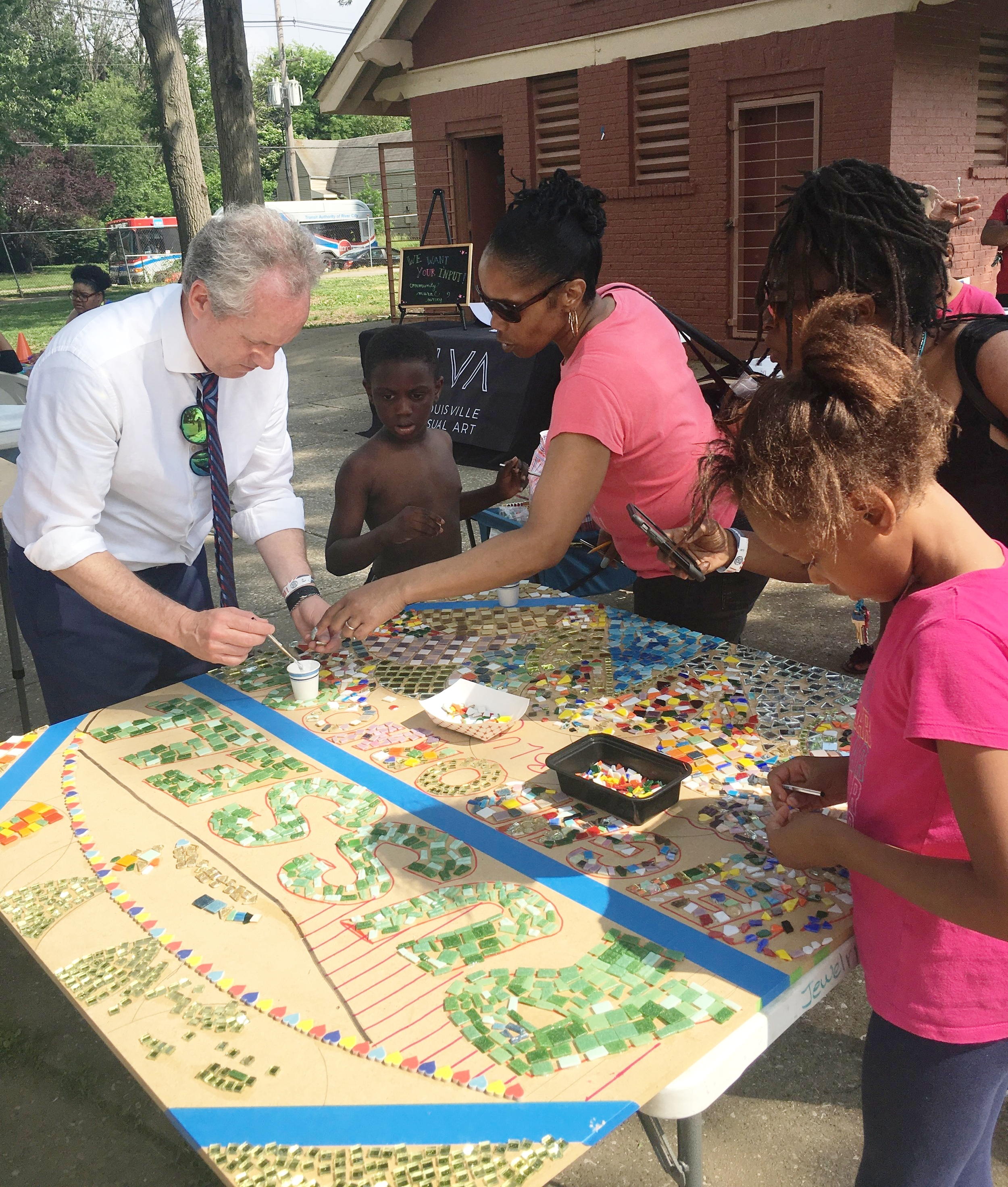 Thanks to  New Directions Housing Corporation  and the Russell Neighborhood Association for hosting such a great family event, and to  Imagine Greater Louisville 2020  for their support!