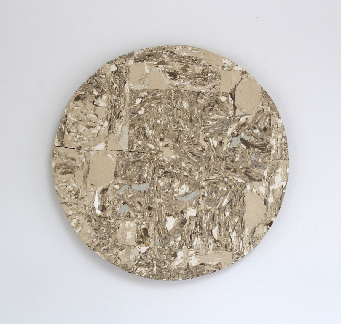 """""""Grenadier 8"""" by Lindsey Dezman, Ceramic,16x16in,2017"""