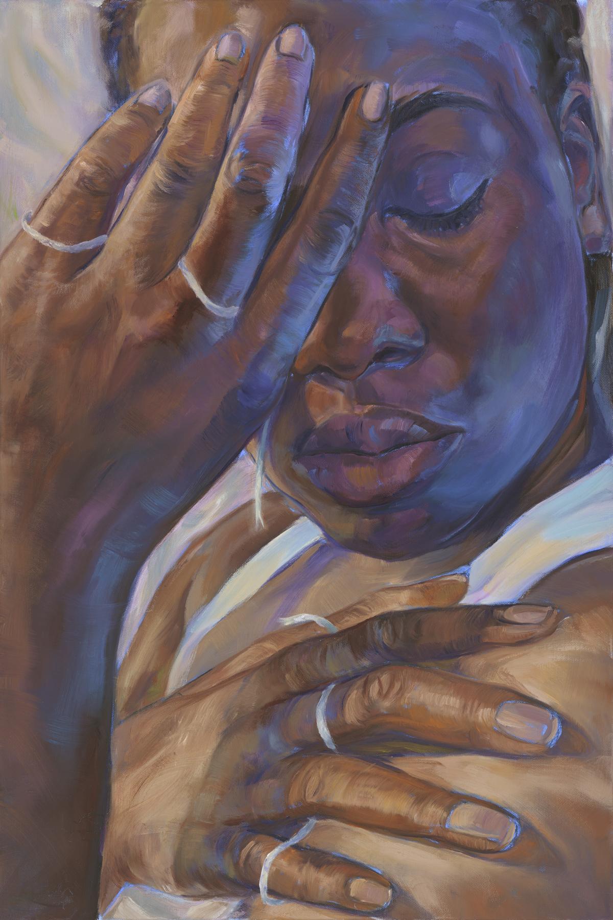 Breaking Point 20x30 oil on canvas Debra LottDebra Lott.jpg