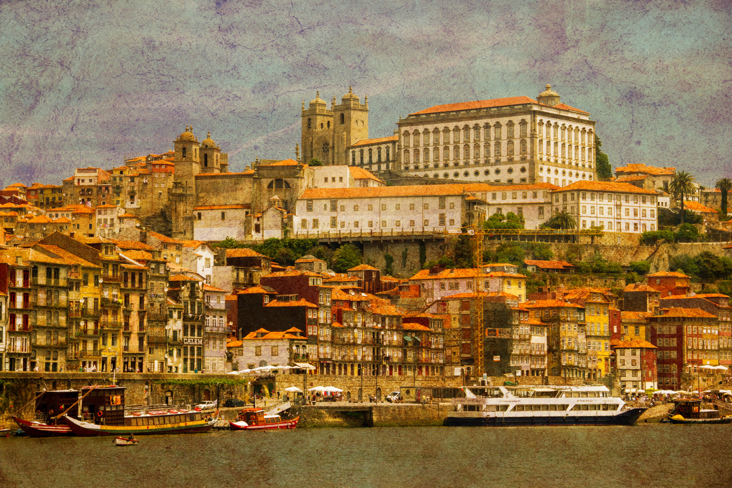 """Porta, Portugal"" by Sid Webb, Photograph, 12x18in, 2018, $125"