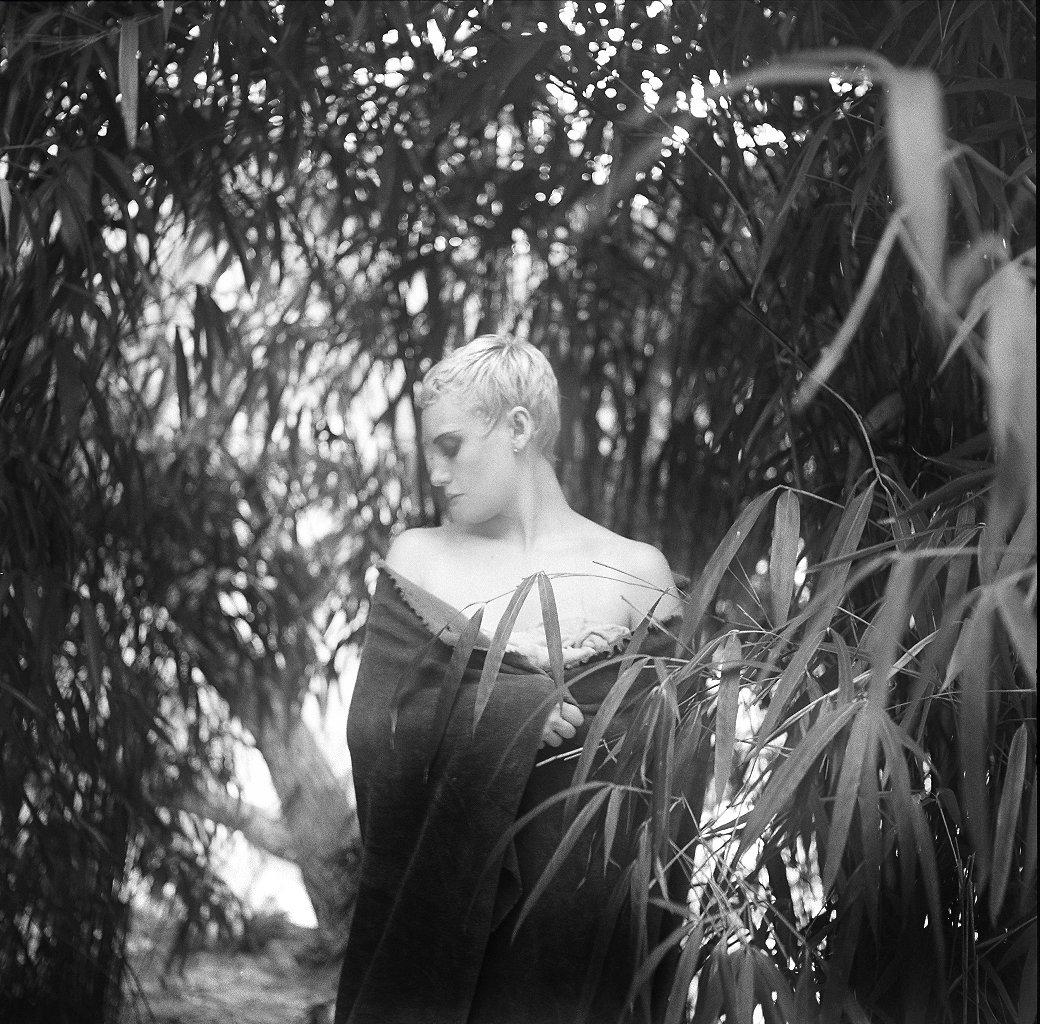 """""""Jennica"""" by Mia Hanson, Photograph, POR"""