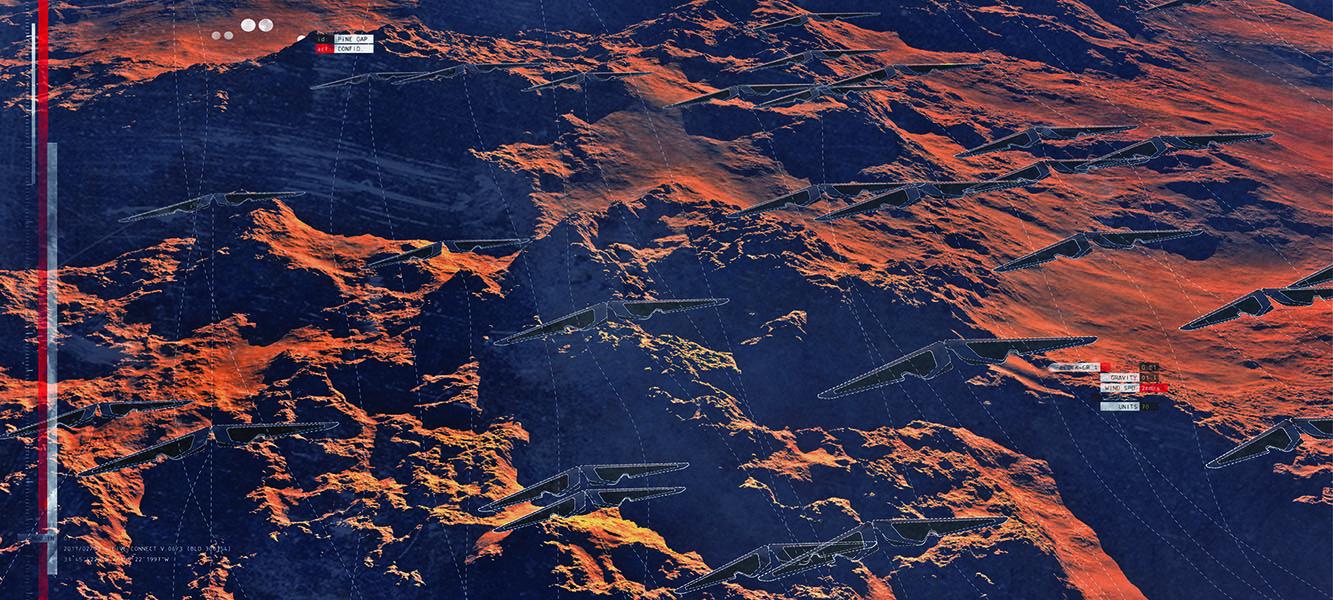"""Gravity One,"" by Oliviu Lugojan Ghenciu. Australia Expedition"